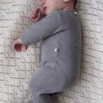 Babypakje grijs